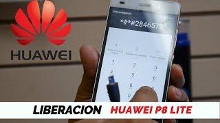 Unlock Liberacion Huawei P8 Lite con Sigma Box