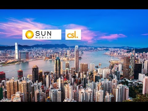 Living in Hong Kong - 2 - Data plan / SIM card