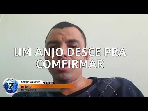 CAMERA CAPTURA A HORA QUE ANJO VEM SELAR PALAVRAS DO PASTOR VEJAA!!!( Joinha 👍 no video)