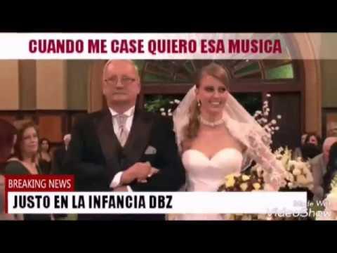 la mejor Musica para boda (Dragon ball GT, Z, S.)