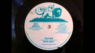 Wayne Jarrett & Augustus Pablo ‎- Youth Man ( Augustus Pablo + Vocal Dub Version )