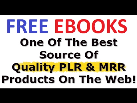 Private Label Rights | PLR | Master Resell Rights | MRR | Basic Resell Rights | BRR |