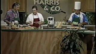 Uncle Tony's Manhattan Clam Chowder - Healthy Cooking W/ Jack Harris & Charles Knight