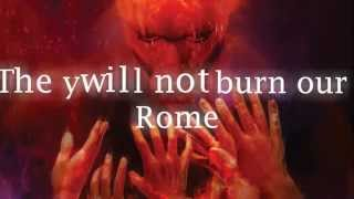 Cain's Offering – I Will Build You A Rome – Official Lyric Video