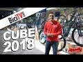 Bicicletas Cube 2018. Presentación desde Alemania.