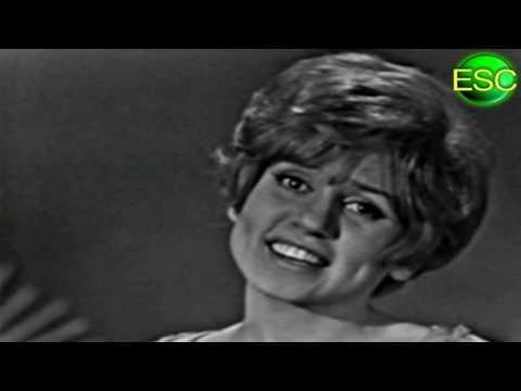 ESC 1965 09 - Monaco - Marjorie Noël - Va Dire À L'Amour