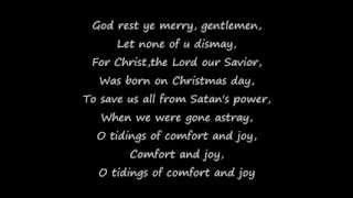 God Rest Ye Merry Gentlemen (Rock Version) With Lyrics