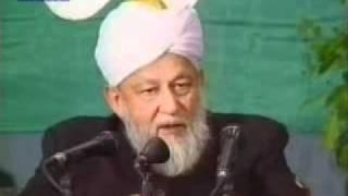 Concept of Interest explained by Ahmadiyya Khalifa