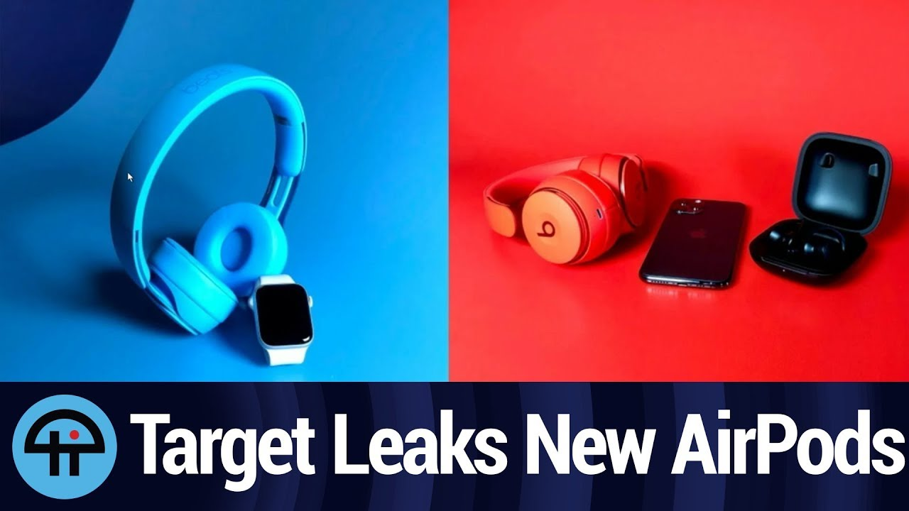 Target Leaks Secret AirPods