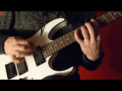 Songwriting Example 9 (Melodic Metal) - Written by Aaron Chaparian