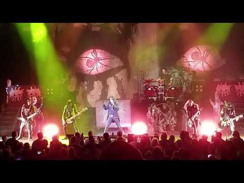 BRUTAL PLANET  ALICE COOPER LIVE KAUFMAN CENTER FOR PERFORMING ARTS KANSAS CITY MO 8 6 2018