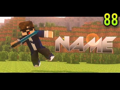 TOP 10 Intro Templates Minecraft #88 + FREE Download [Editables]