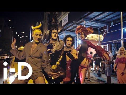 LOVERBOY: Charles Jeffrey Takes New York's Underground Queer Club Scene