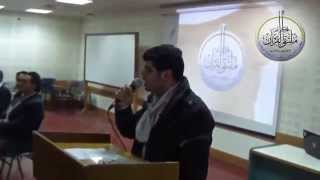 أنا والشوق والامل - ملتقى القرآن الكريم