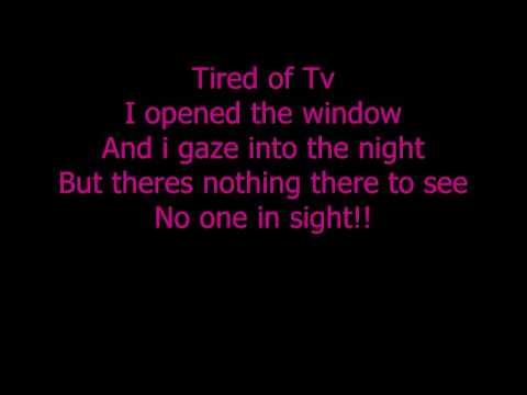 Gimme Gimme Gimme - Mamma Mia- Lyrics on screen!! =P
