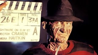 Freddy Krueger Makeup 1984-2015