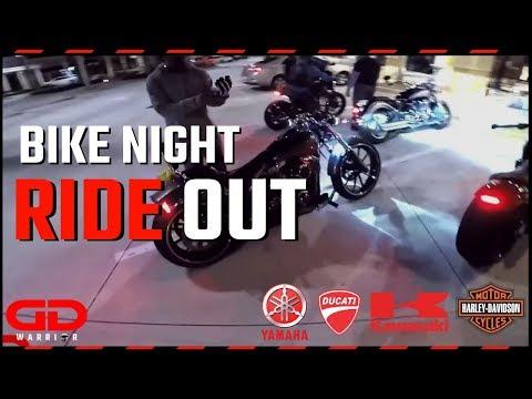 Bike Night Ride Out