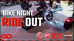Bike Night Ride Out