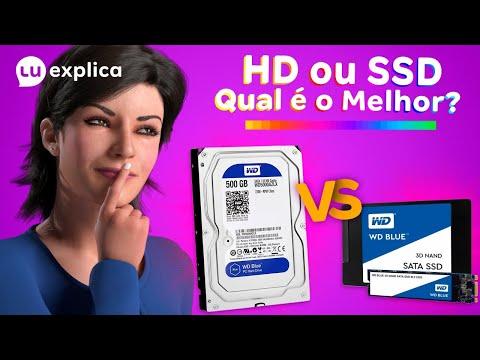 Diferenças entre SSD e HD