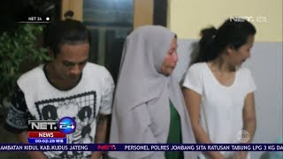 Polisi Gerebek Ibu dan Anak Kost Asyik Pesta Sabu - NET 24