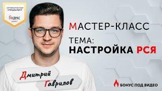 Настройка РСЯ в Яндекс Директ