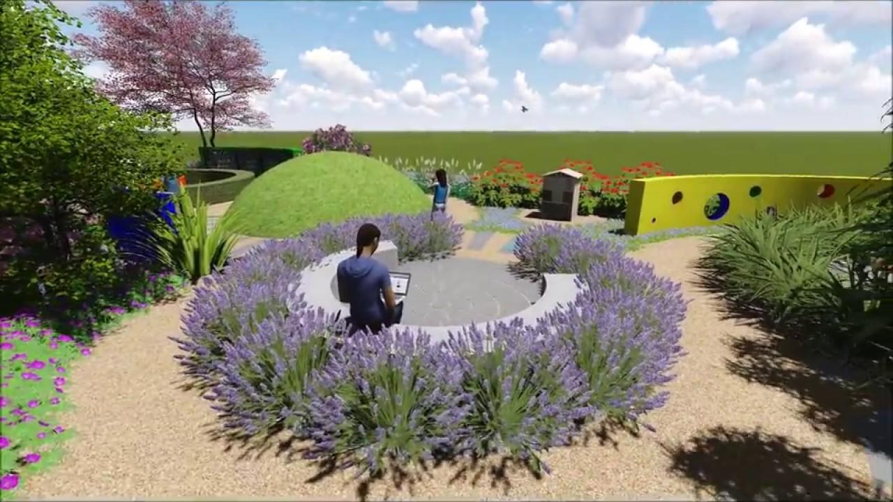 dunboyne junior primary school sensory garden - Sensory Garden