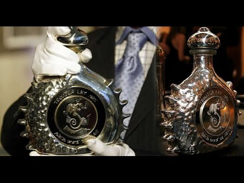 World's Most Expensive Tequila
