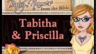 Unusable vs. Admirable Women Bible Names w/ Amelia!