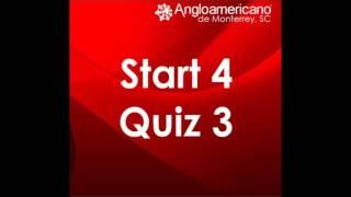 Start 4 Quiz 3 Unit 5-6
