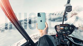 iPhone 12 Pro MAX-카메라가 얼마나 좋은가요?!