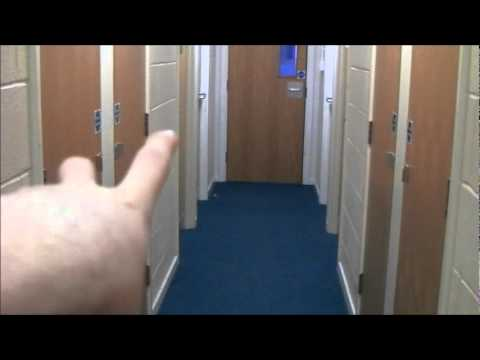 Halls of Residence Flat Tour!