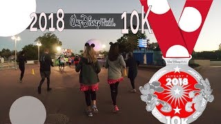 2018 Walt Disney World 10K - Marathon Weekend