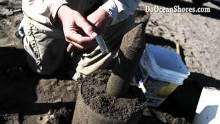 How To Build a Sandcastle - Things to Do Ocean Shores, WA!