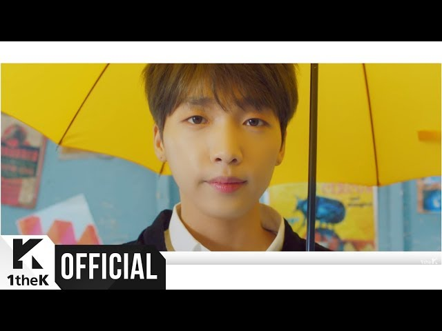 [MV] JEONG SEWOON(정세운) _ BABY IT'S U (Prod. KIGGEN(키겐), earattack)
