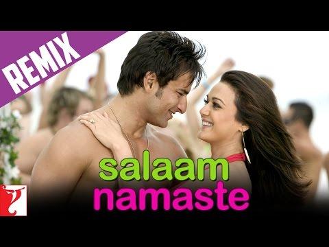 Salaam Namaste (Dhol mix) Song   Salaam Namaste   Saif Ali Khan   Preity Zinta   Kunal   Vasundhara Mp3