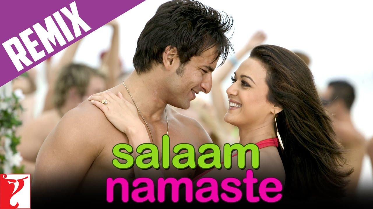 Download Salaam Namaste (Dhol mix) Song | Salaam Namaste | Saif Ali Khan | Preity Zinta | Kunal | Vasundhara