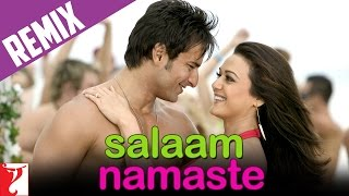 Salaam Namaste (Dhol Mix) - Song
