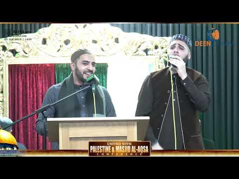 Main Palestine Hoon (I am Palestine) by Naseeb Abbas & Abdullah Haqani Duet