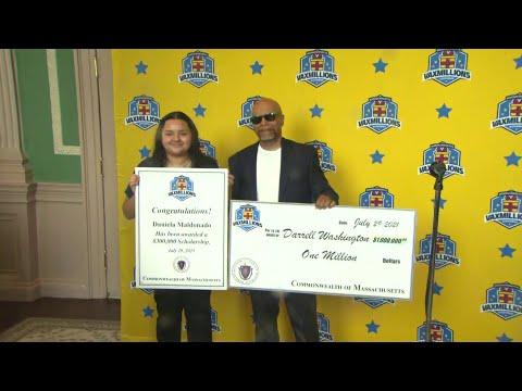 First pair of Massachusetts VaxMillions winners identified