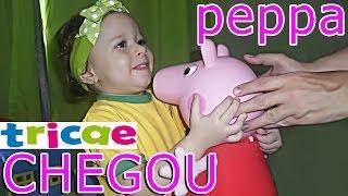 Boneca Peppa pig estrela onde comprar - Tricae é confiável ?
