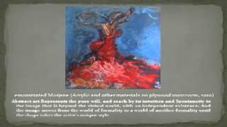 د. محسن عطيه Mohsen Attya- Expressive abstractions3 Thumbnail