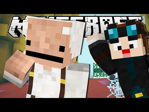 Thumbnail: Minecraft | I'VE LOST UNCLE FRED!! | Custom Parkour Map