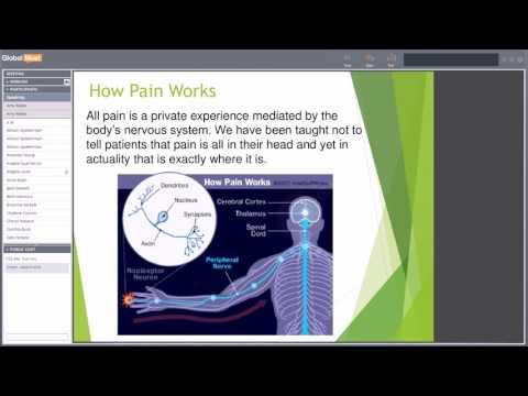 Chronic Pain Webinar Recording