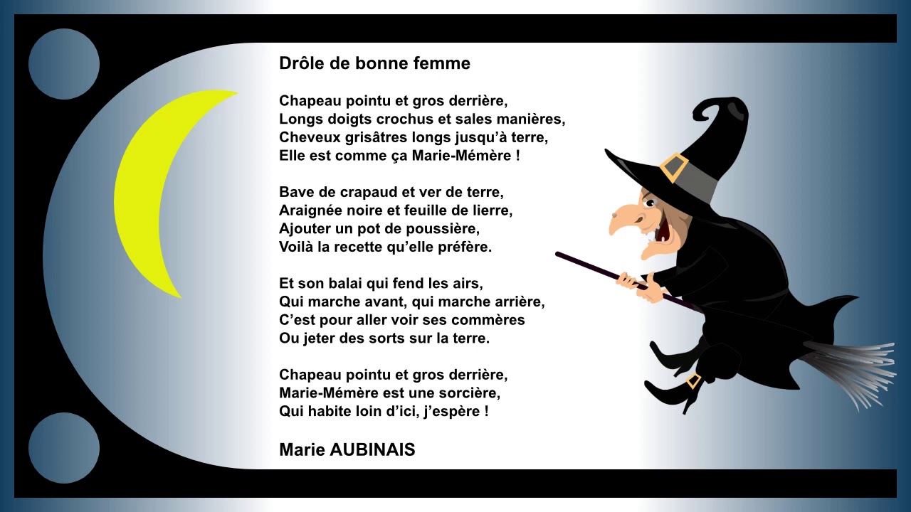 Drole De Bonne Femme De Marie Aubinais Youtube