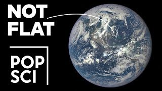 five ways you can tell for yourself that the earth is not flat