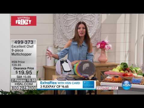HSN | Savings Frenzy 05.27.2017 - 05 AM