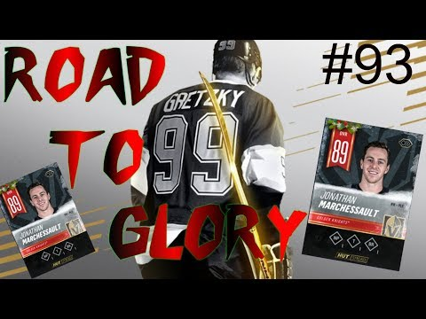 Christmas  Competitive - ROAD TO GLORY EP 93 -  NHL 19 Hockey Ultimate Team