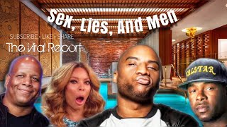 DID CHARLAMAGNE FUCQ WENDY WILLIAMS In The Early 2😳😒😩's?