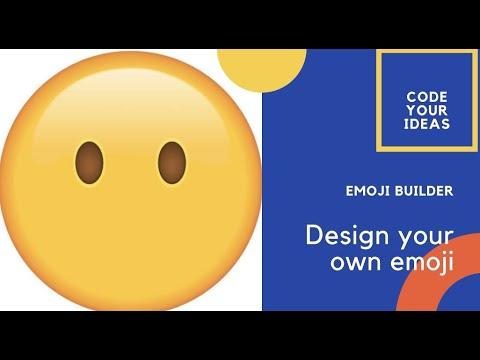 Emoji Builder In Code Org Youtube