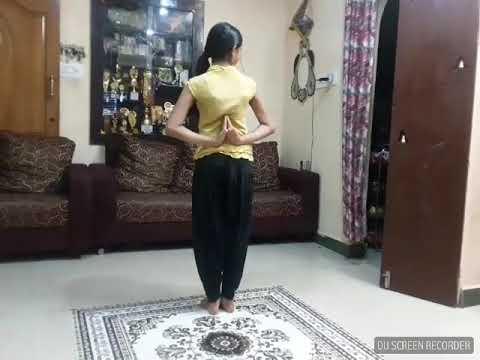 LV Vidhya dance